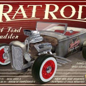 1934 Ford Rat Rod Roadster 1/25