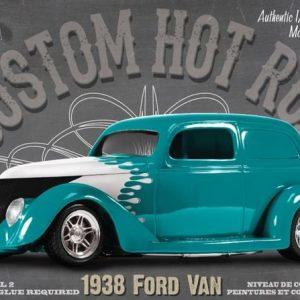 1938 Custom Ford Van 1/24