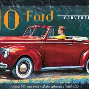 1940 Ford Convertible 1/32