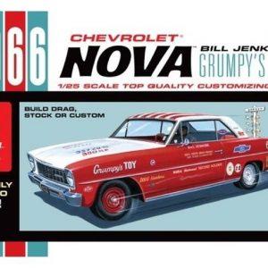 Amt 1966 Chevrolet Nova Bill Jenkins