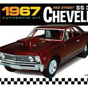 Amt 1967 Chevelle Pro Street Ss 396
