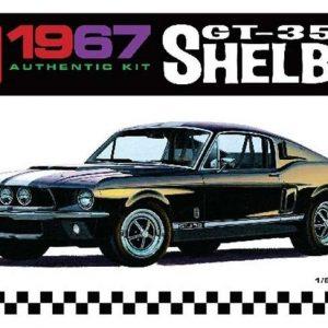 Amt 1967 Shelby Gt-350 Vit