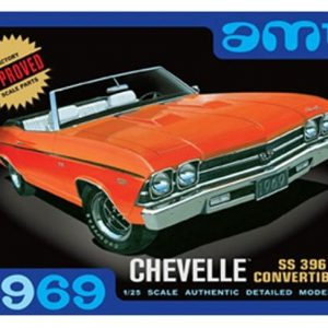 Amt 1969 Chevelle Convertible