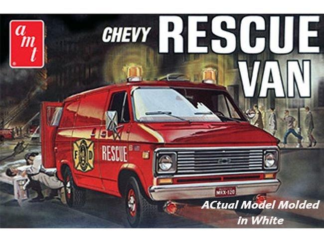 Amt 1975 Chevy Rescue Van