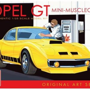 Amt Buick Opel Gt Dual Color
