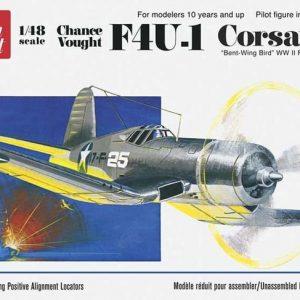 Amt F4u-1 Corsair Fighter