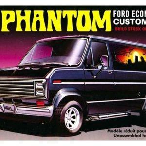 Amt Phantom Ford Econoline Custom Van