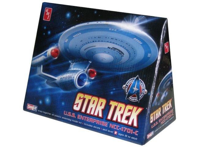 Amt Strar Trek Enterprise 1701c