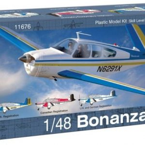 Beechcraft Bonanza V-35 1/48