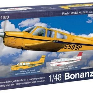 Bonanza F-33 1/48