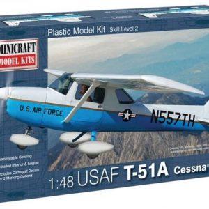 Cessna 150 T-51a Usaf 1/48