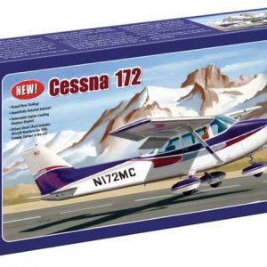Cessna 172 3 Hjulig 1/48