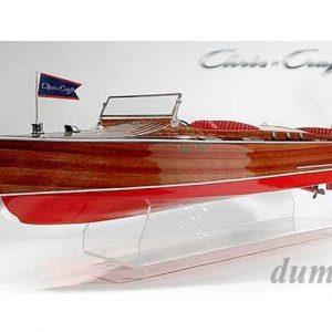 Dumas 1930 Chris Craft Runabout