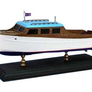 Dumas Chris Craft Streamline Cruiser