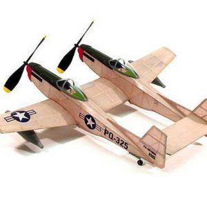 Dumas F-82 Twin Mustang