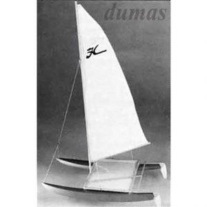 Dumas Hobie Catamaran