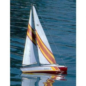 Dumas Huson Segelbåt