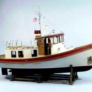 Dumas Lord Nelson Victory Bogserbåt