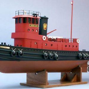Dumas The Jersey City Bogserbåt