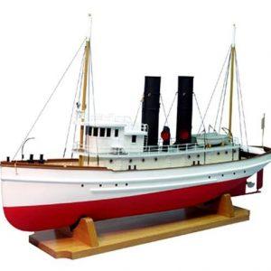 Dumas The Lackawanna Bogserbåt