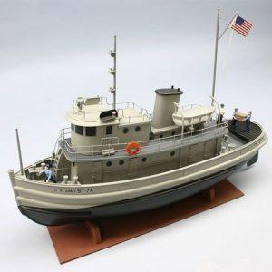 Dumas U.S Army St-74 Bogserbåt