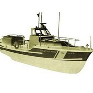Dumas Us Coast Guard Livräddningsbåt