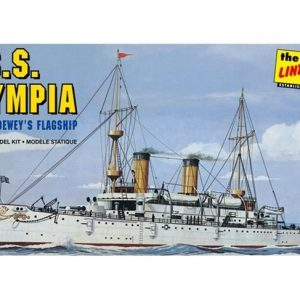 Hawk Uss Olympia Battleship