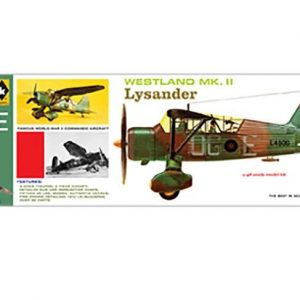 Hawk Westland Mkii Lysander