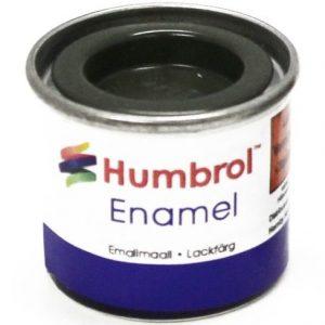 Humbrol 163 Dark Green Puolikiiltävä