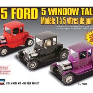 Lindberg 25 Ford T 5 Window Tall