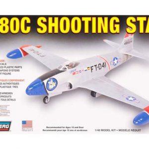 Lindberg F-80c Shooting Star 1/48