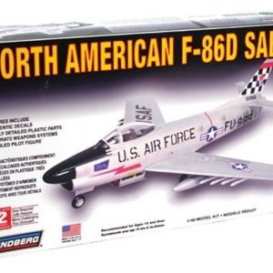 Lindberg F-86 D Sabre 1/48