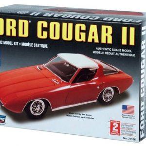 Lindberg Ford Cougar Ii 1/25