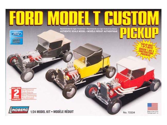 Lindberg Ford Model T Costum Pickup