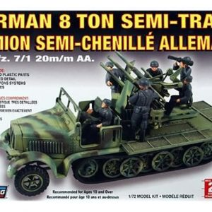 Lindberg German 8 Ton Semi-Track