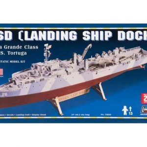 Lindberg Landing Ship Dock 1/288