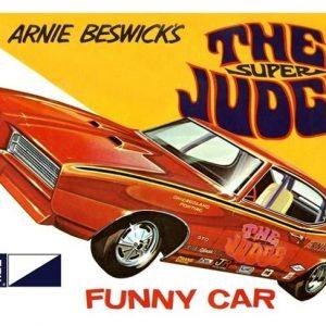 Mpc Arnie Beswick The Super Judge