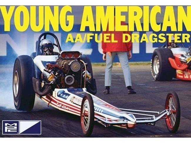 Mpc Carl Casper Young American Dragster