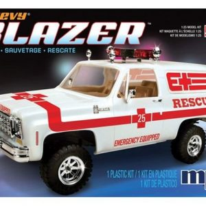 Mpc Chevy Blazer Rescue