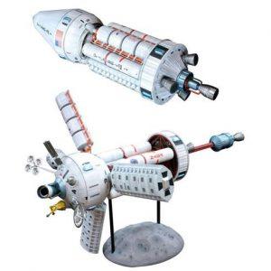 Mpc Pilgrim Observer Space Station