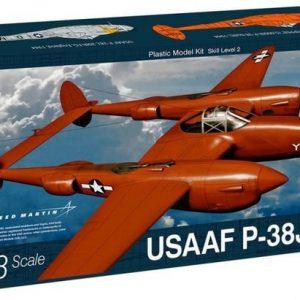P-38j Usaf 1/48
