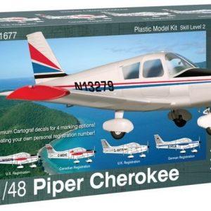 Piper Cherokee 1/48