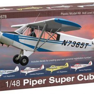 Piper Super Cub 1/48