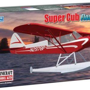 Piper Super Cub Sjöflyg 1/48