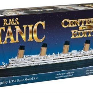 Rms Titanic Centennial Edition 1/350