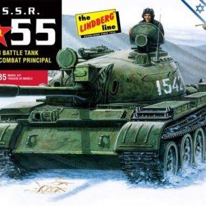 Ussr T-55 Tanks 1/35